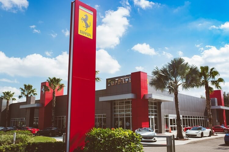Ferrari Of Tampa Bay | Palm Harbor, FL