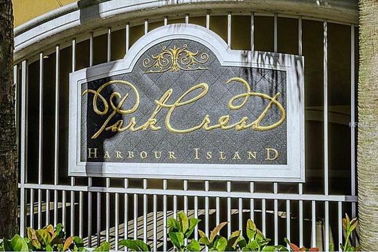 Parkcrest Harbour Island Condominiums | Tampa, FL