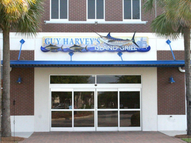 Guy Harvey Restaurant | St. Pete Beach, FL