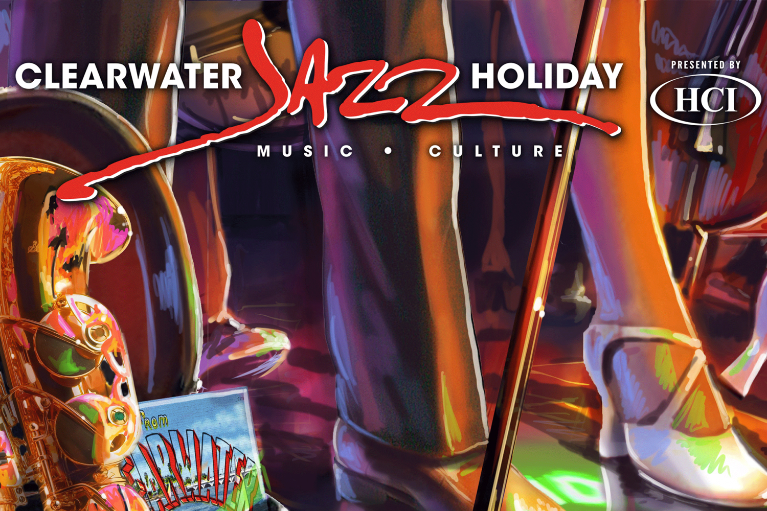 Clearwater Jazz Holiday At Coachmen Park | Clearwater, FL