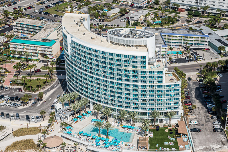 Opal Sands Hotel | Clearwater Beach, FL
