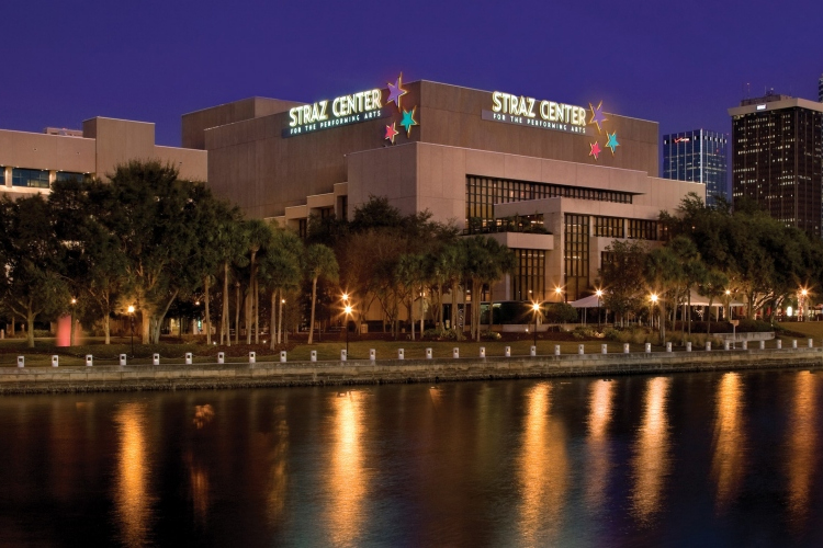 Straz Center For The Performing Arts | Tampa, FL