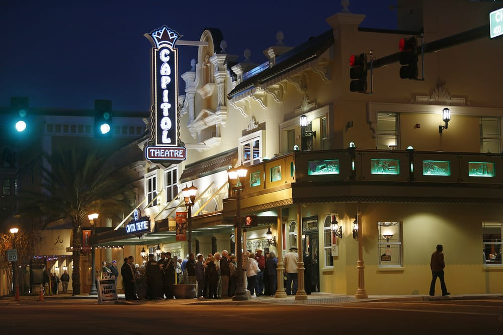 Capitol Theartre | Clearwater, FL